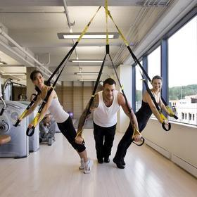 TRX training method - seems interesting
