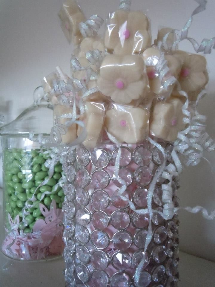 Chabby Chic Bunny Baby Shower - Pastels I Girl I Vintage I Pink I Cream I Lavender I Green I Cupcakes I Baskets I Picnic I Bunny I Rabbit I Favors