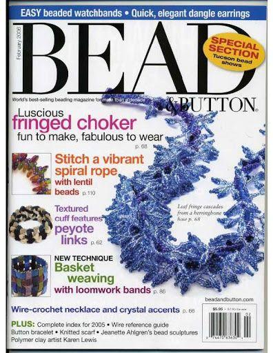 71 - Bead & Button February 2006 - articolehandmade.book - Picasa Web Albums