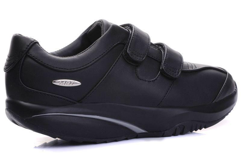 Mens Shoes MBT Karibu Black · HommesNoirChaussures