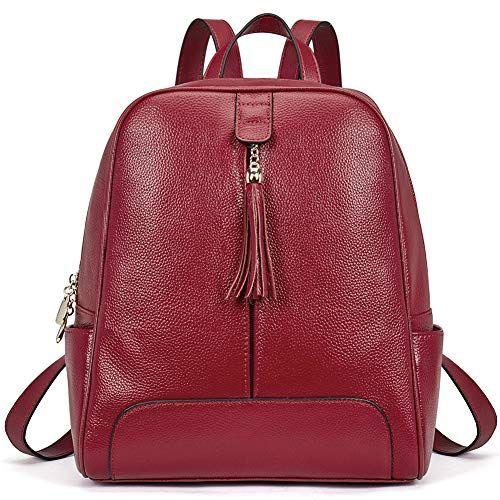 5e3973f700 Beautiful BOSTANTEN Women Backpack Geniune leather Fashion Designer  backpacks for Women Women Bag.   63.99  nanaclothing from top store