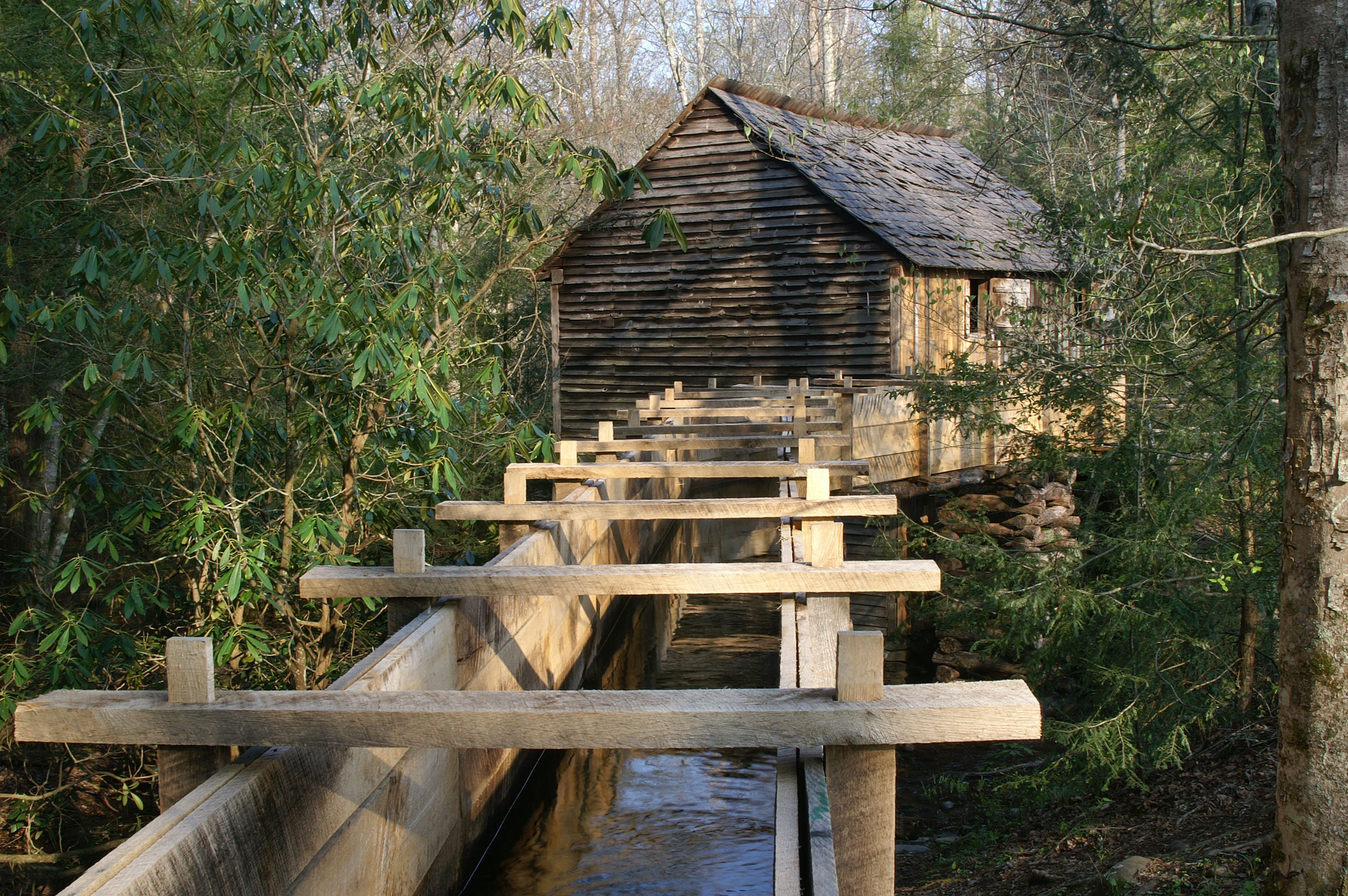 The Mill in Cades Cove Smoky mountain outdoors