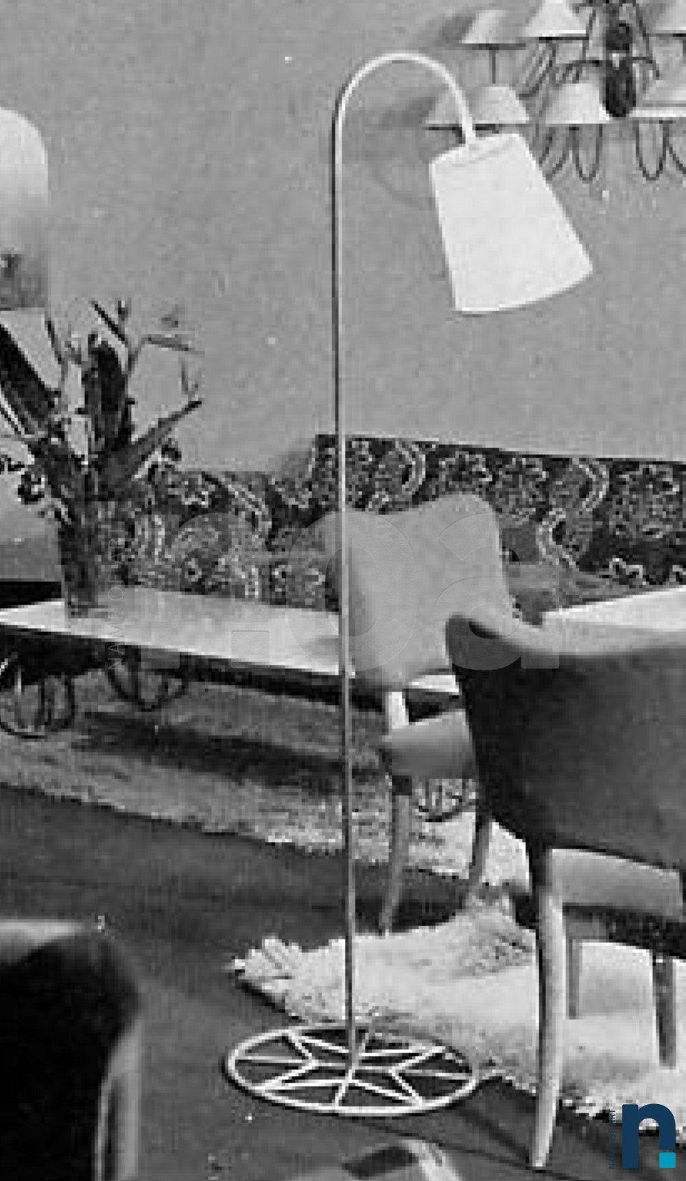 Jean Royere Decorateur Circa 1950 Lampadaire Chandeliers Lamps