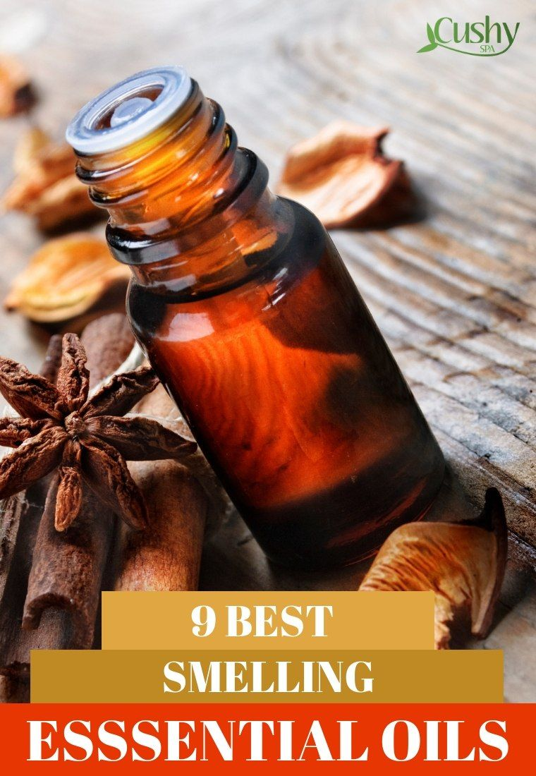9 best smelling essential oils you need to use thieves