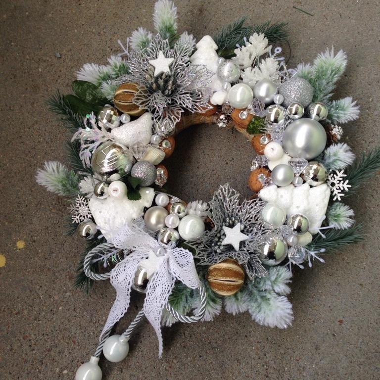 Wianek Bozonarodzeniowy Stroik Swiateczny Christmas Holidays Christmas Holiday