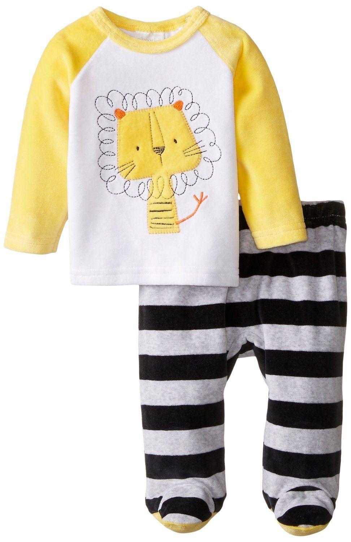 Absorba Baby Boys Clothing Set