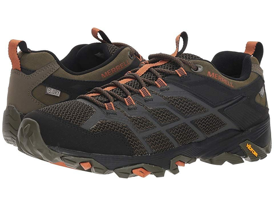 merrell womens moab fst waterproof hiking shoe factory
