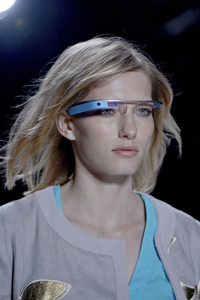 @Diane_von_Furstenberg #catwalk #MBFWNY #SS_2013 #futuristic #trends #in