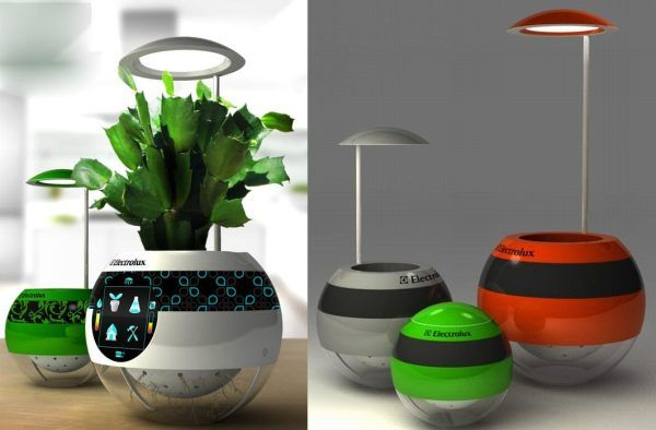 Moots Hydroponic Garden Tells You If Plants Need More