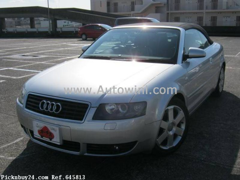Find Quality Used Audi A4 for sale from Cars Japan IC979406 ...