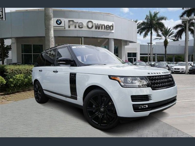 Used 2017 Land Rover Range Rover HSE for sale in Coconut