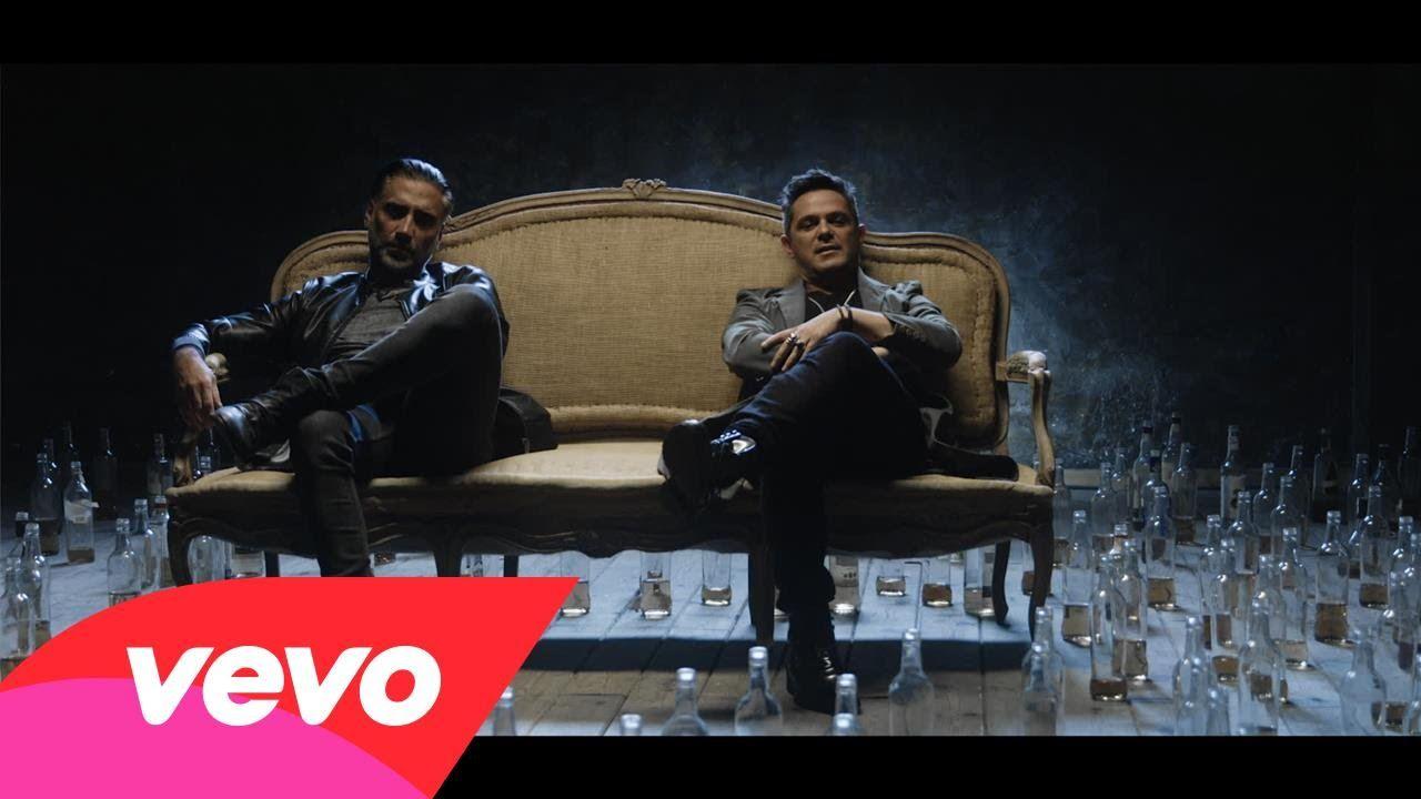 Alejandro Sanz A Que No Me Dejas Ft Alejandro Fernandez Alejandro Fernandez Canciones Pop Videos Musicales
