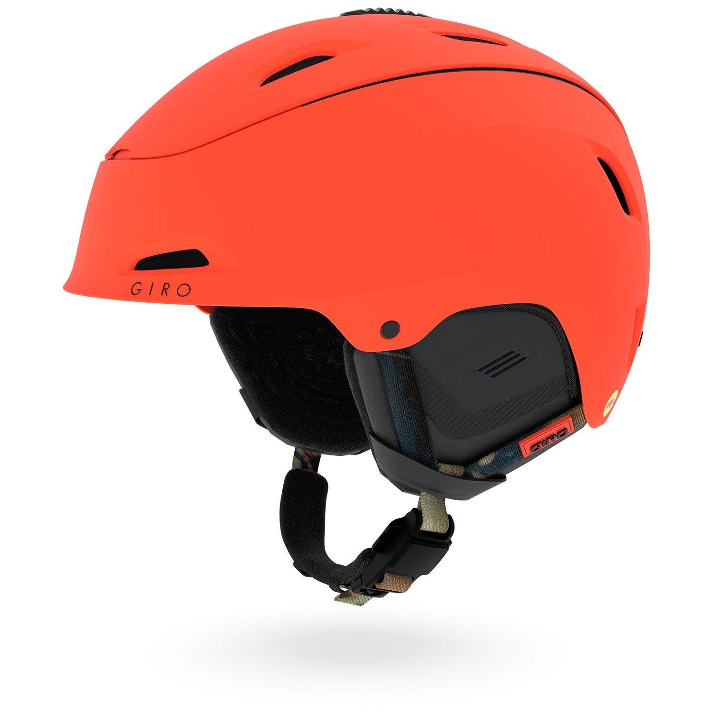 Giro Range Mips Helmet 2019 Medium In Orange Helmet Design