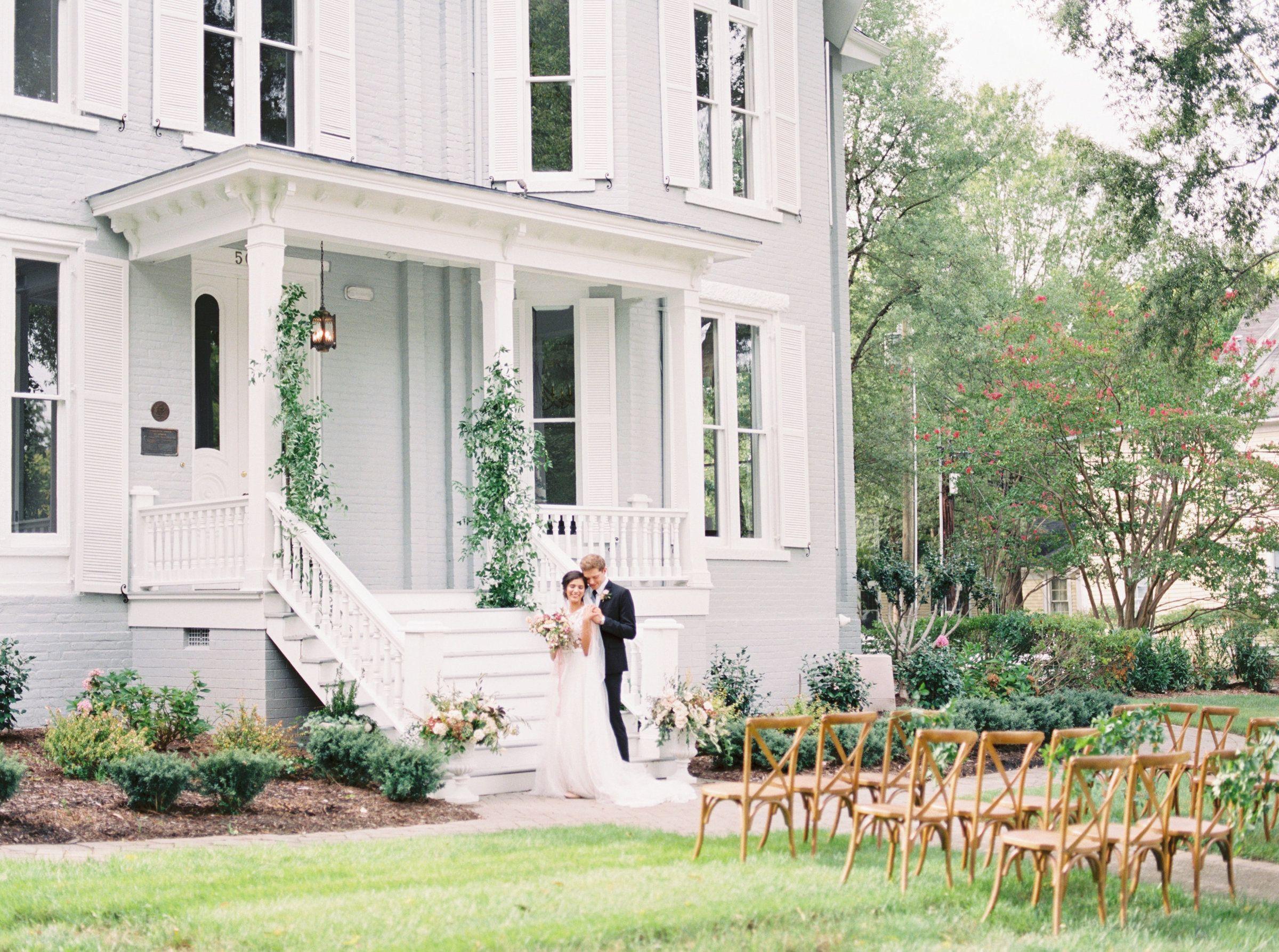Greensboro, North Carolina Wedding Venue   McAlister ...