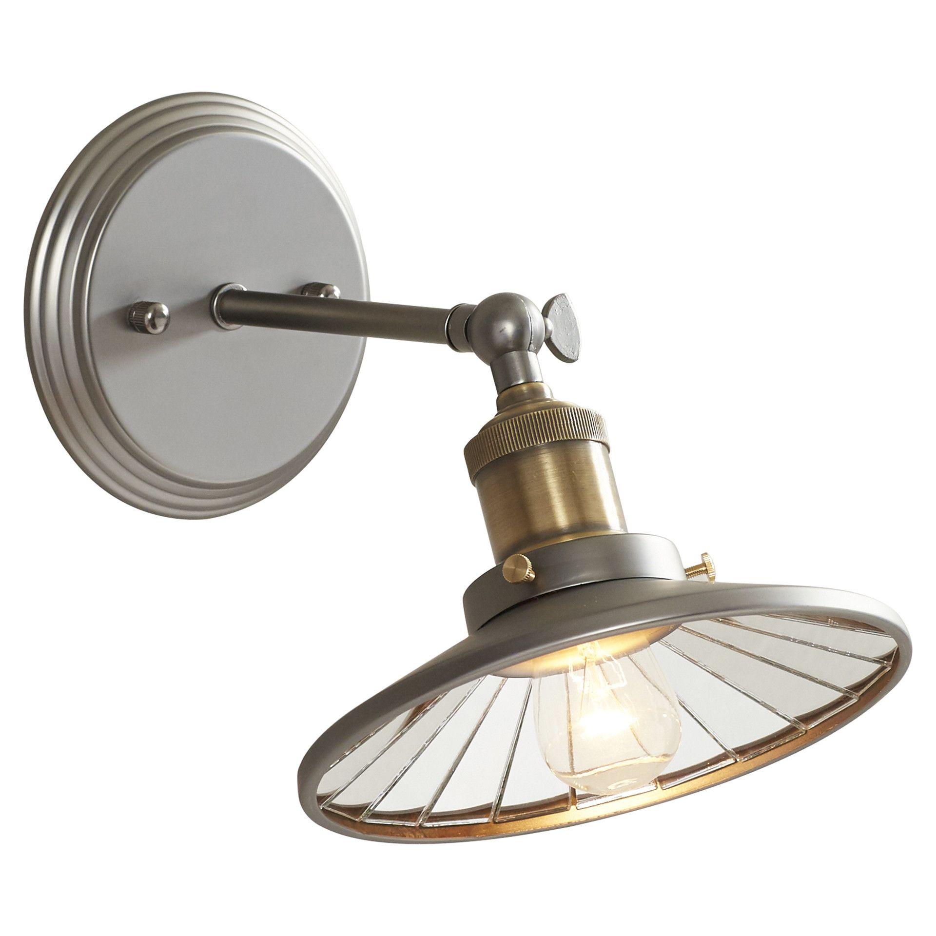 Benge 1 Light Barn Light