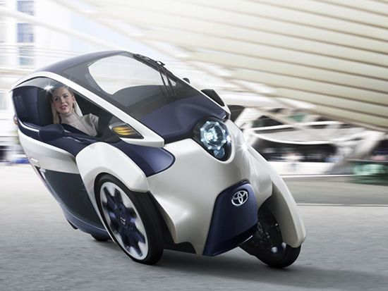 toyota, motorcycle, EV, car