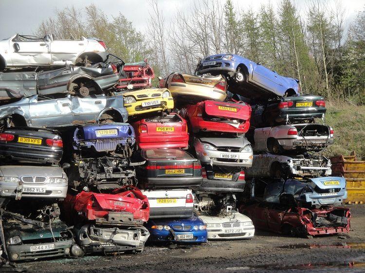 GET CASH FOR SCRAP CARS IN PERTH in 2020 Scrap car, Old