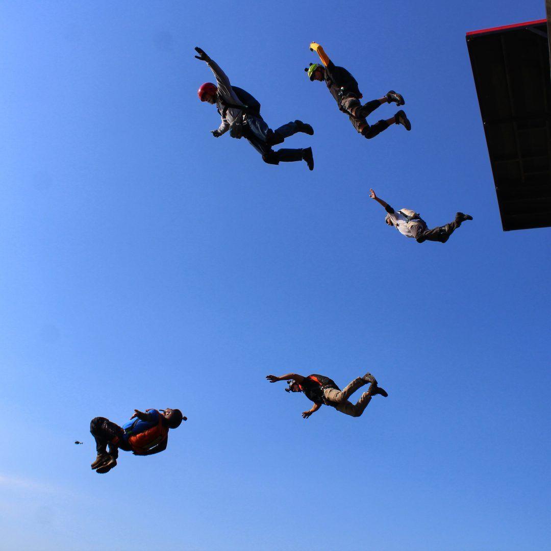 Wv Bridge Day Base Jump Base Jumping West Virginia History Jump