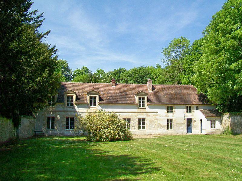 Château de Chantilly, petit parc, la Cabotière
