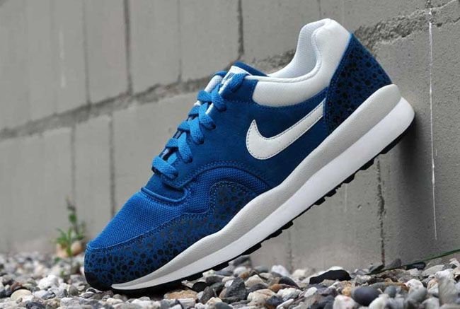 Nike Air Safari Blue Suede With Images Blue Suede Nike