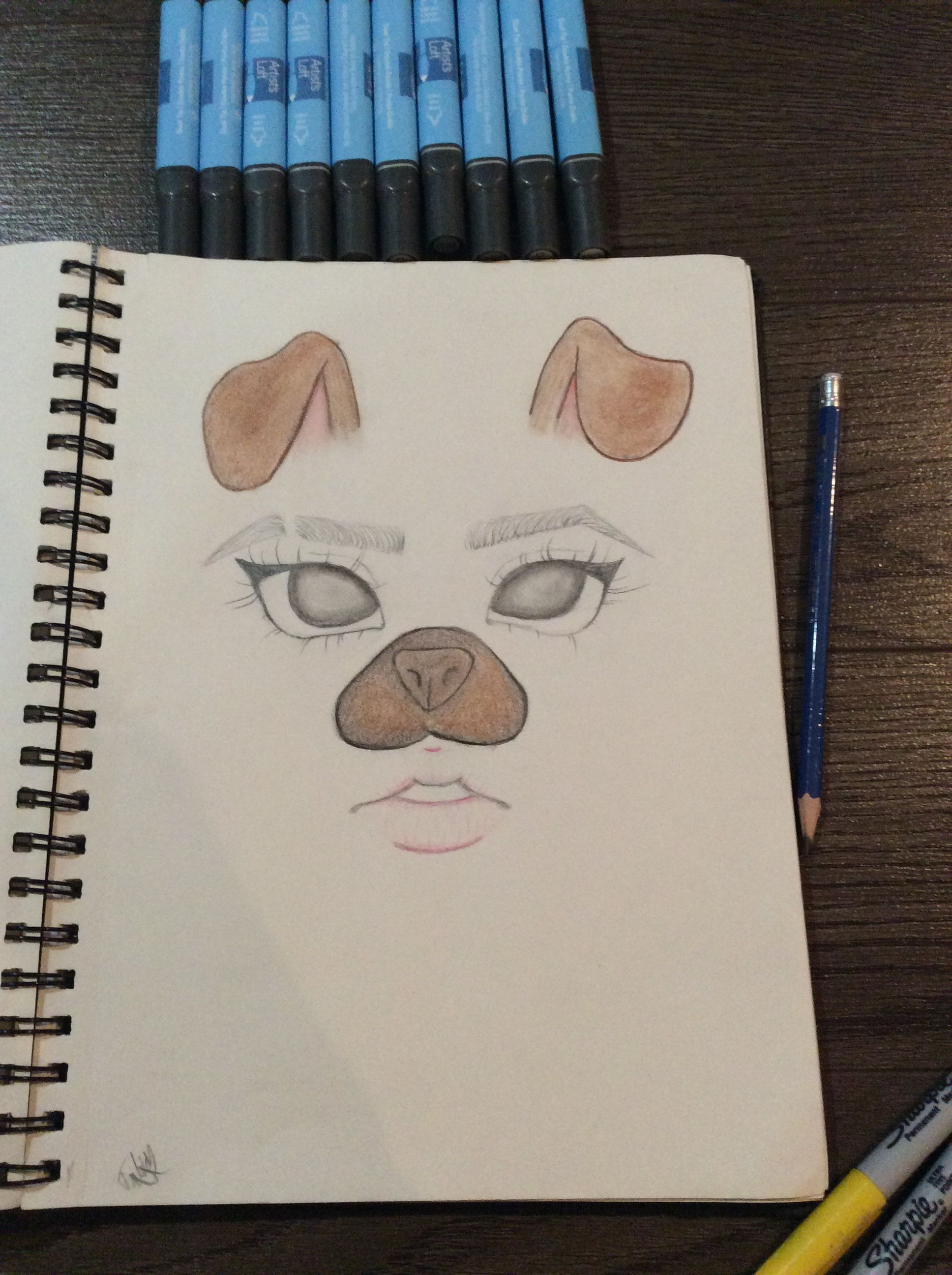 Gostei Dos Tracos Boca Art Sketches Cute Drawings Art Drawings