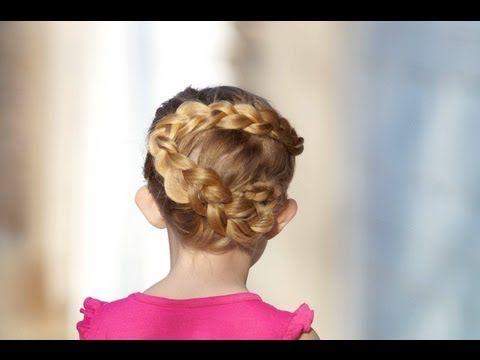Curve Dutch Braid // Cute Girls Hairstyles and Braids