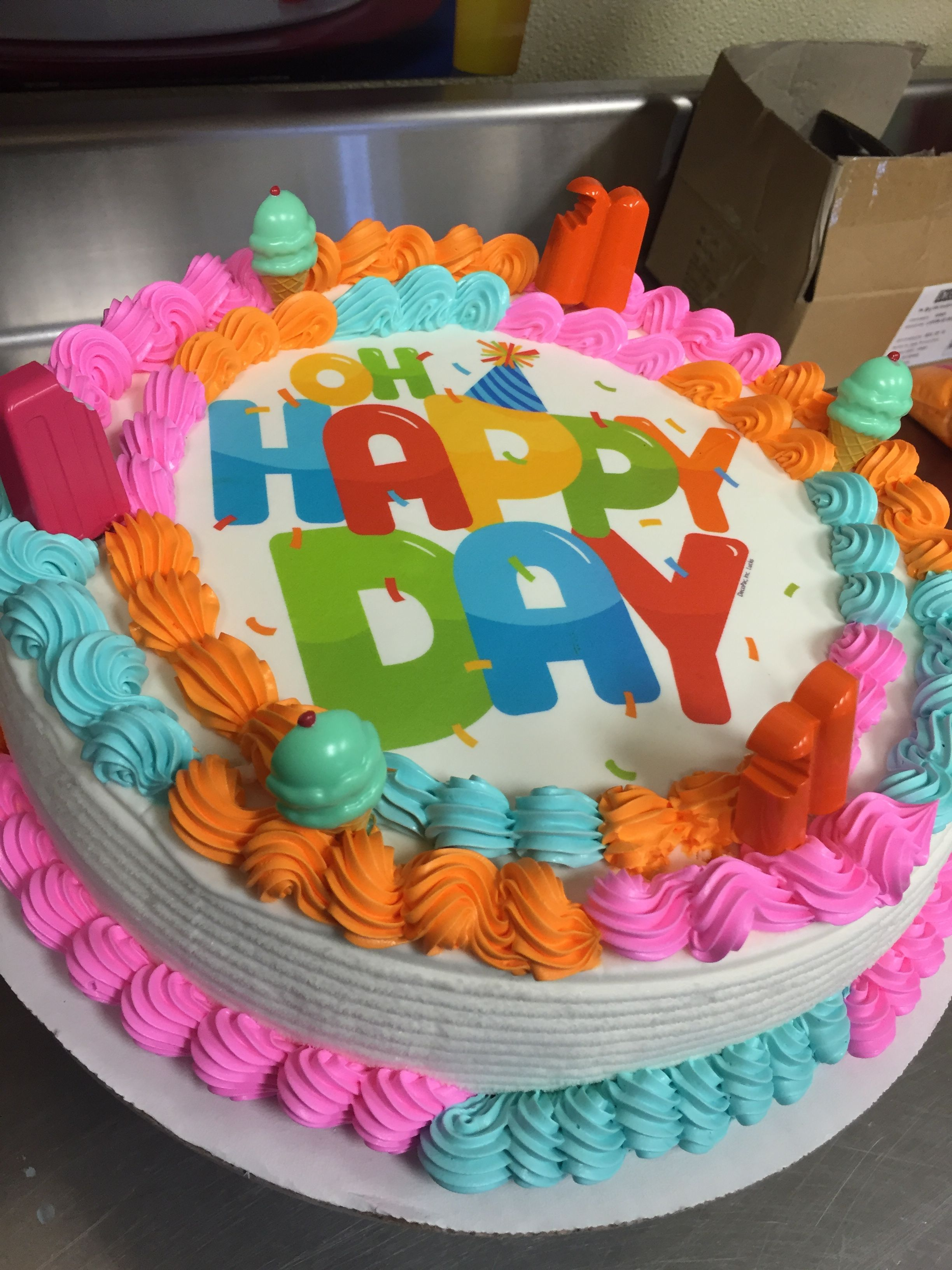 Love this #DQ Cake. Hermantown MN DQ Grill& Chill   Dairy ...
