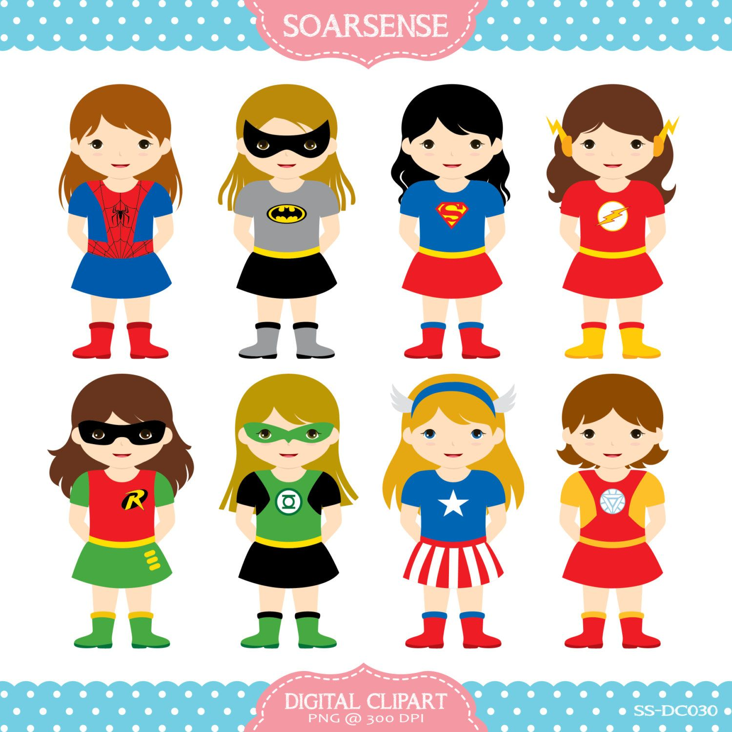 Kinderzimmer Clipart Superhero Digital Download Discoveries For Superman Clipart