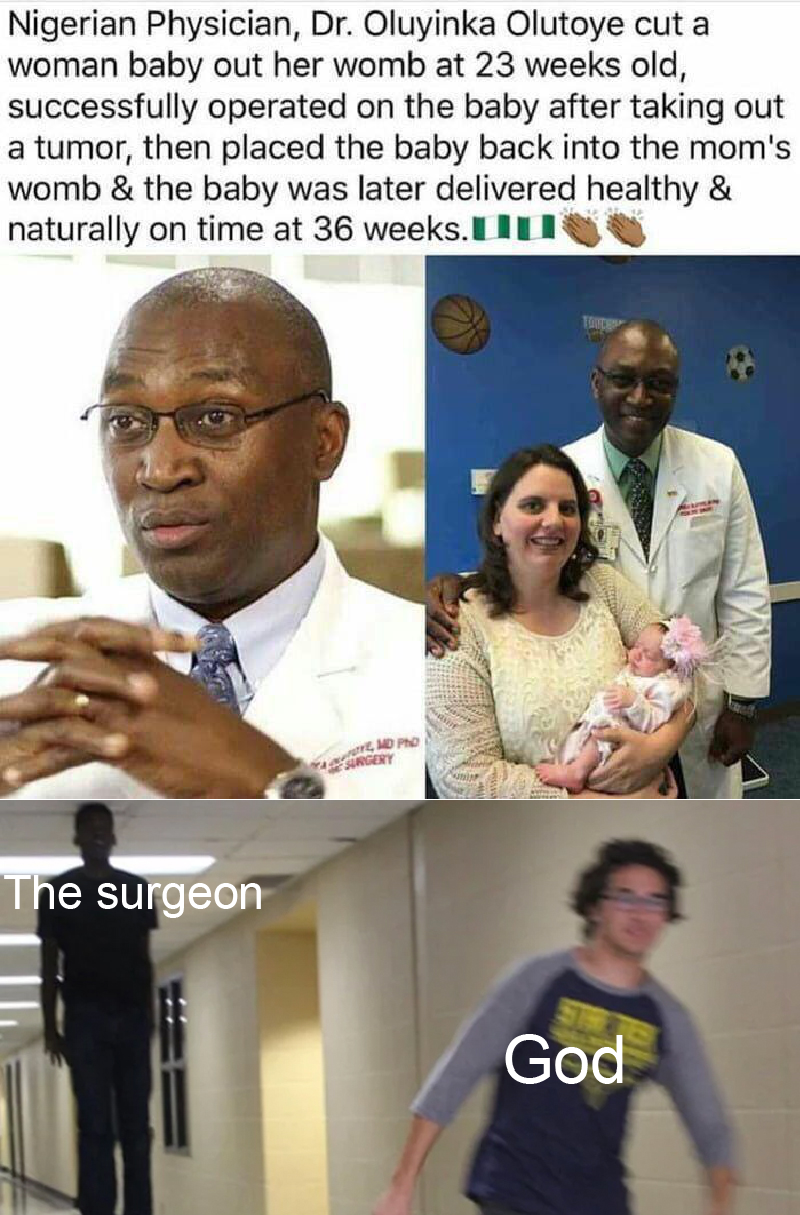 Surgeons Doctors And Anyone In The Medical Field Are Real Life Miracles If You Ask Me R Wholesomememes Wholesome Memes Really Funny Memes Medical Memes Funny Relatable Memes