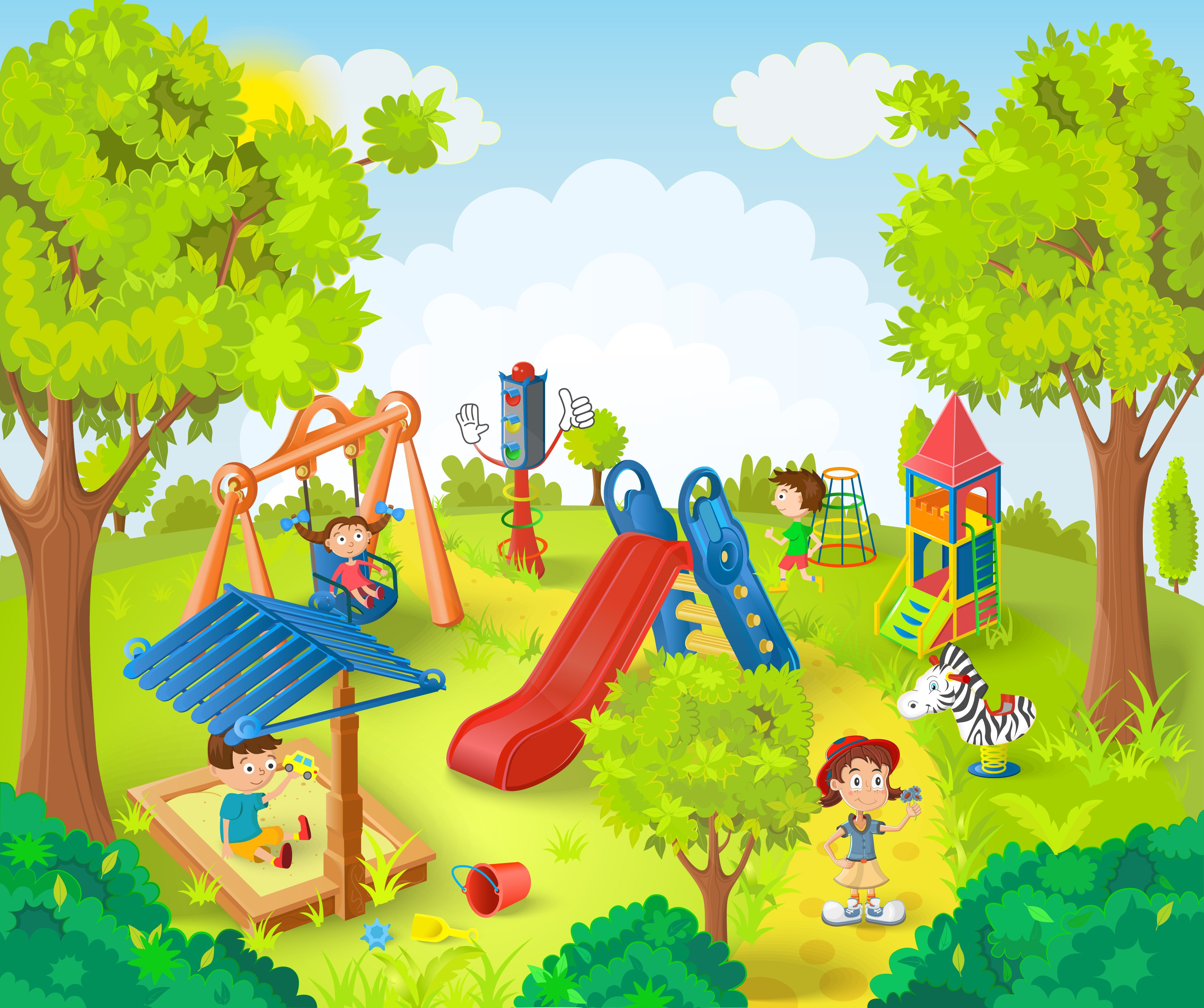 It's National Playground Safety Week! | Component ...