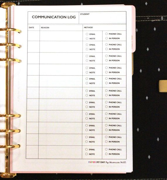 image about Teachers Plan Book Printable identified as A5 Filofax Academics Planner Package - Lesson Strategies and Quality