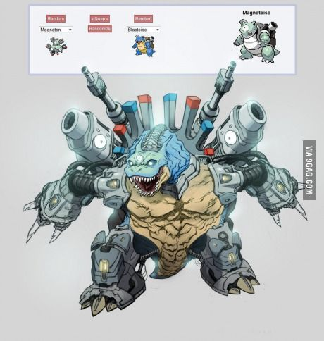 What would be the invincible Pokemon fuse?