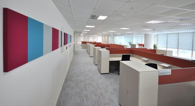Projekt ADCO Abu Dhabi Vereinigte Arabische Emirate - Bene Büromöbel
