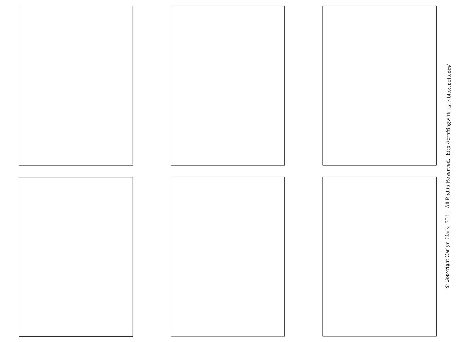 Crafting With Style Free Atc Templates And Artwork For Atc S Trading Card Template Blank Playing Cards Free Printable Card Templates Business card template free printable