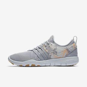 ae9a63014322f Nike Free Women s Training Shoe in Wolf Grey Pure Platinum Sunset Glow Wolf  Grey