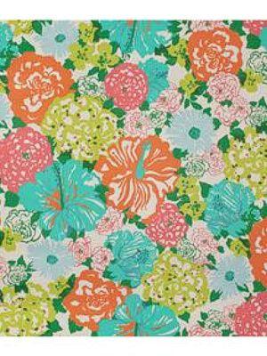 DecoratorsBest - Detail1 - LJ 2011106-512 - Heritage Floral - 8 - Fabrics - DecoratorsBest