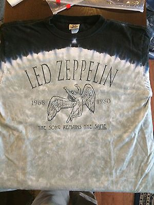 Led Zeppelin Tee Shirt - Song Remains the Same - Adult Size L https://t.co/XL8yKaBgrR https://t.co/H2QibEXqY9
