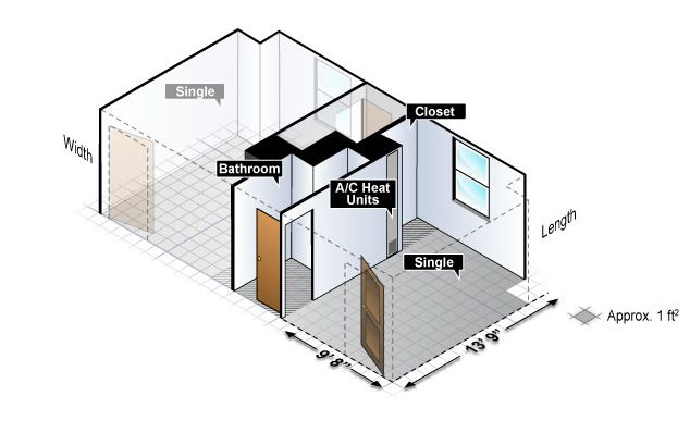 First Street Towers Room Layout Room Layouts Pinterest