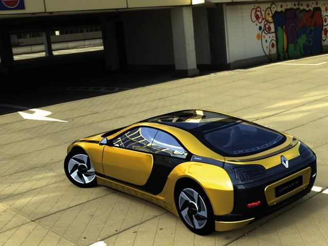 Renault Fuego Concept Just Happens To Resemble The I8 Renault