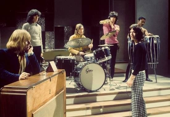 The Rolling Stones - North American Tour, 1969