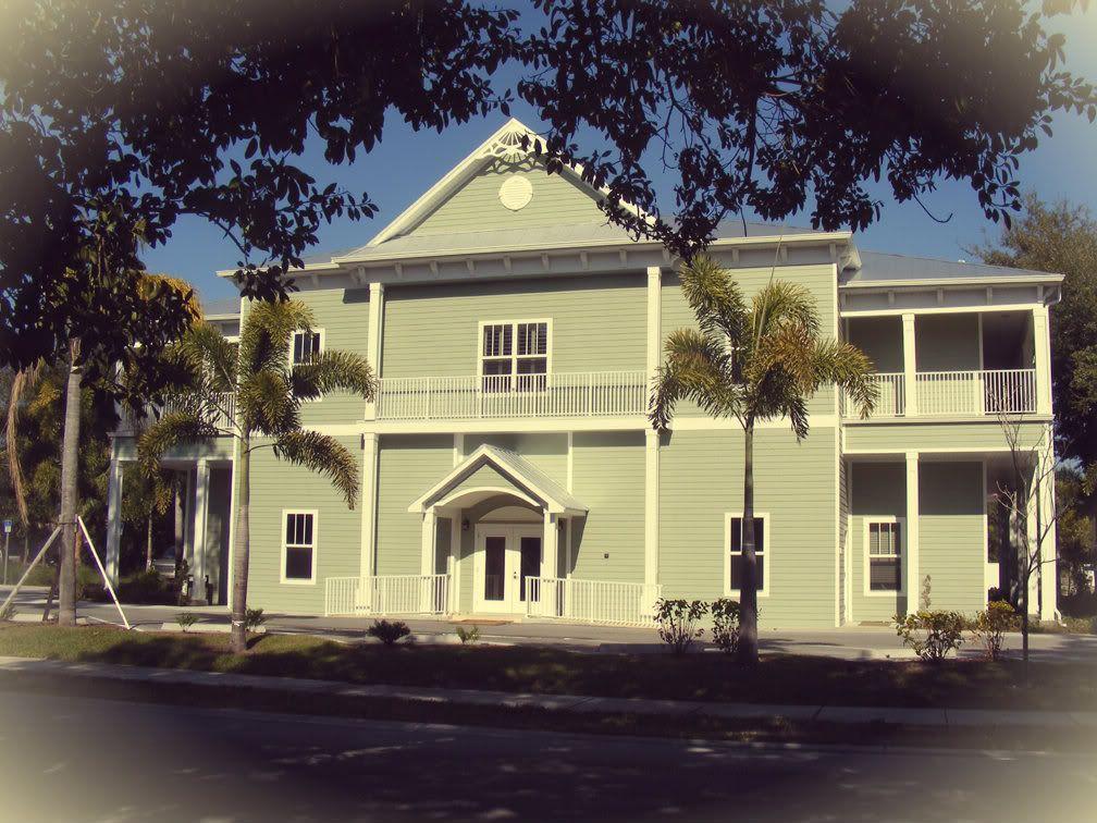 The Veranda Room Brevard County Florida Banquet Hall And
