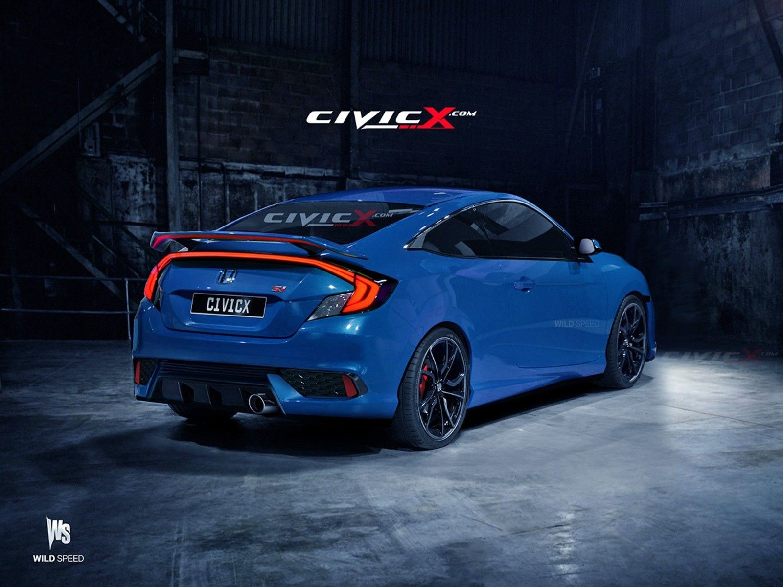 2017 Honda Civic 2 Door Si Honda Civic Si Honda Civic Civic Coupe