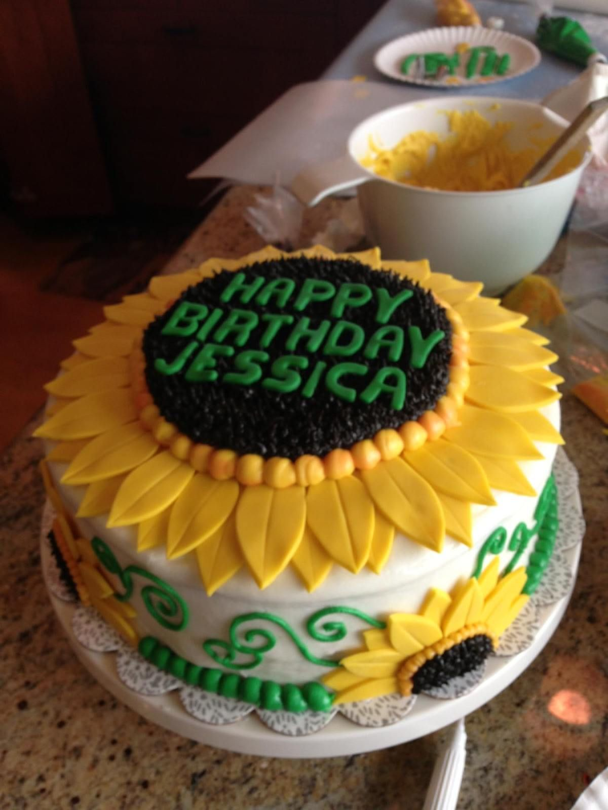 My 35th Birthday Cake Margarita Lemon Cake With Tequila