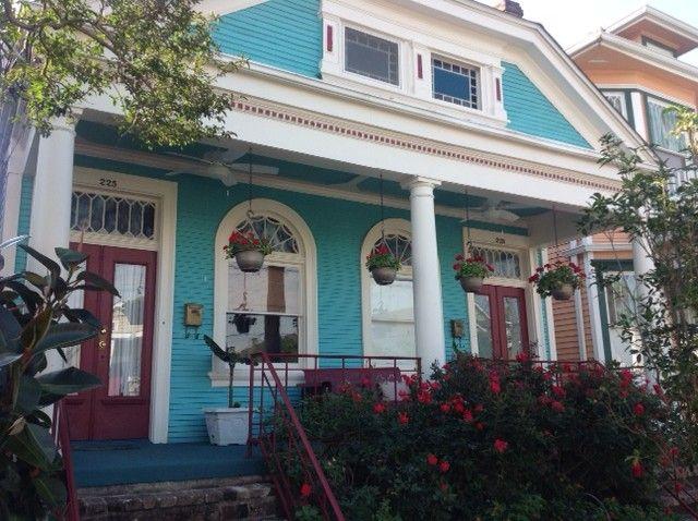 New Orleans Houses: The Shotgun