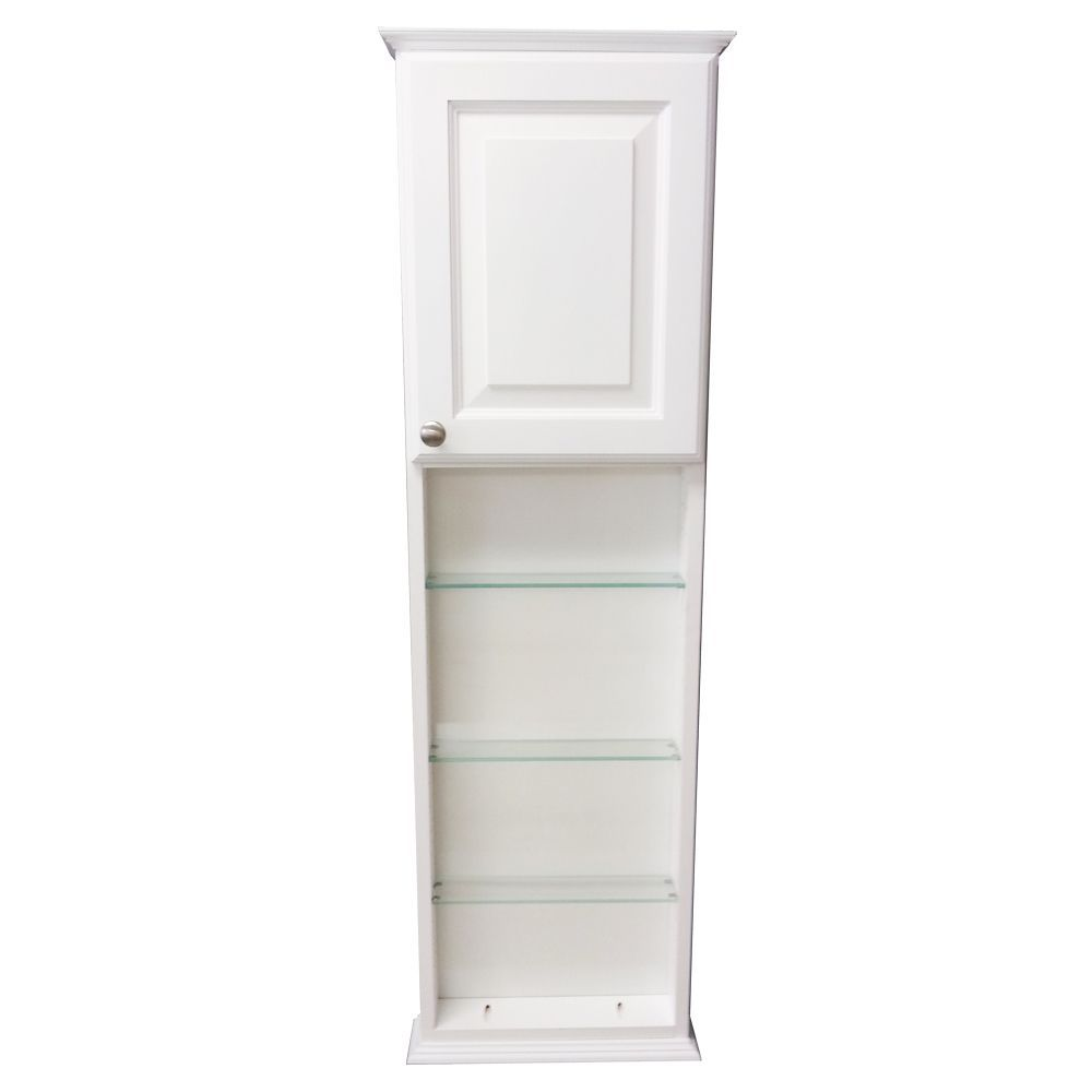 42 Inch Medicine Cabinet Wg Wood Products 42 Inch Allentown Series On The Wall Cabinet With