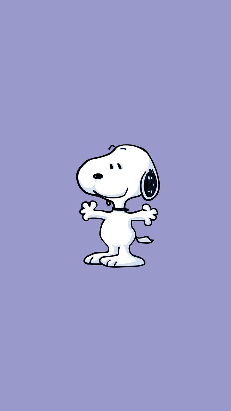 Snoopy Wallpaper スヌーピー イラスト スヌーピーの壁紙 ビンテージ ポスター