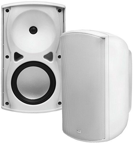 New Low Osd Audio Ap670wht Outdoor Speakers This Is The Best Price We Ve Seen On Our Bass Lovers Pick Pick For Outd Outdoor Weather Outdoor Speakers Pool Decks