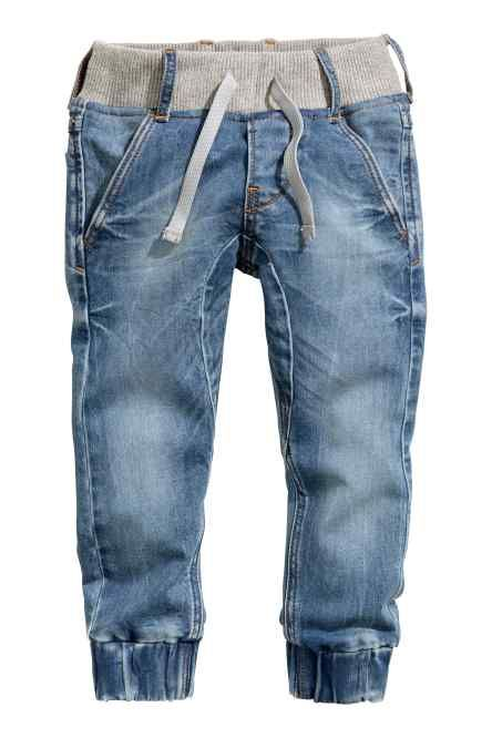 06d6b6723 Jogger Pants · Denim Fashion · Denim Shorts · Kids Fashion · Baby Jogger ·  http://www.fashionnewswebsites.com/category/joggers/ Denim joggers