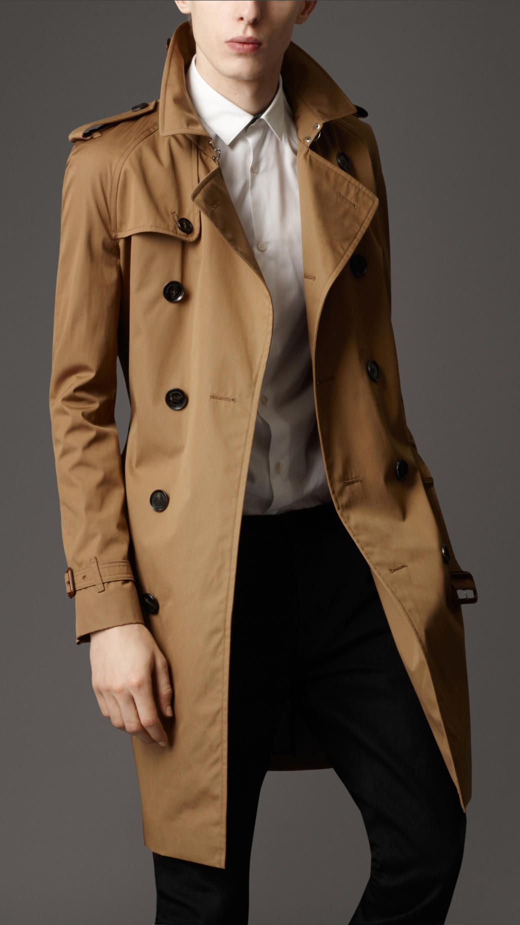 favorable price latest fashion search for genuine burberry trench coat men | Burberry London men's cotton ...