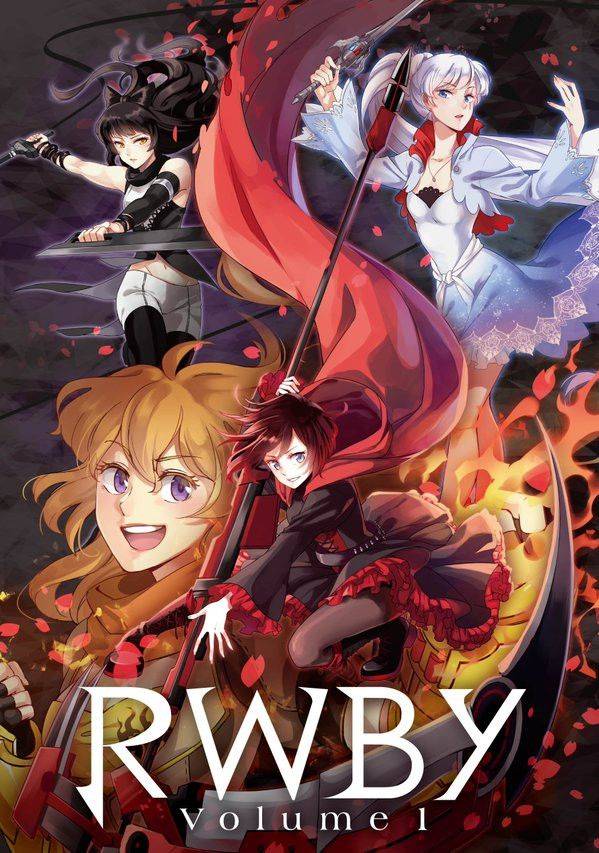 "Crunchyroll VIDEO Seven Minutes of ""RWBY"" Japanese Dub"
